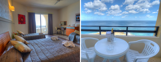hotels am meer lisa sprachreisen malta gastfamilien 2018 2018. Black Bedroom Furniture Sets. Home Design Ideas
