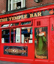 LISA-Sprachreisen-Englisch-Irland-Dublin-Altstadt-Temple-Bar-Ausgehen-Shopping