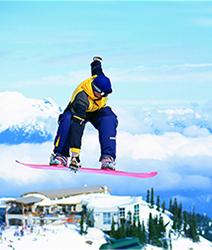 LISA-Sprachreisen-Englisch-Kanada-Whistler-Snowboard
