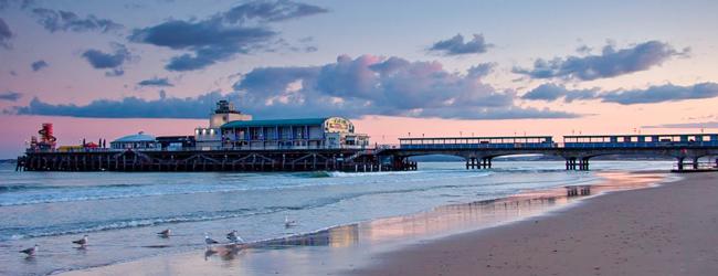 LISA-lingua-viaggi-inglese-bournemouth-beach-tramonto-molo-mare-tempo libero-passeggiata